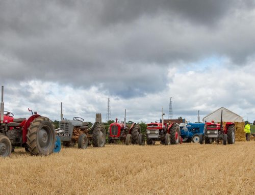 Norfolk Classic & Vintage Tractor Club Open Day