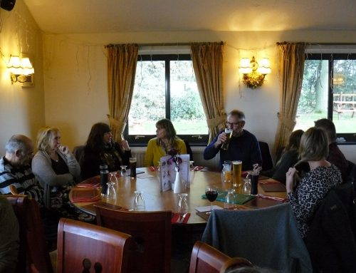 Bacton Cup lunch and presentation